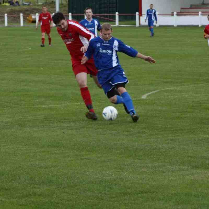DTFC v Connah's Quay Town