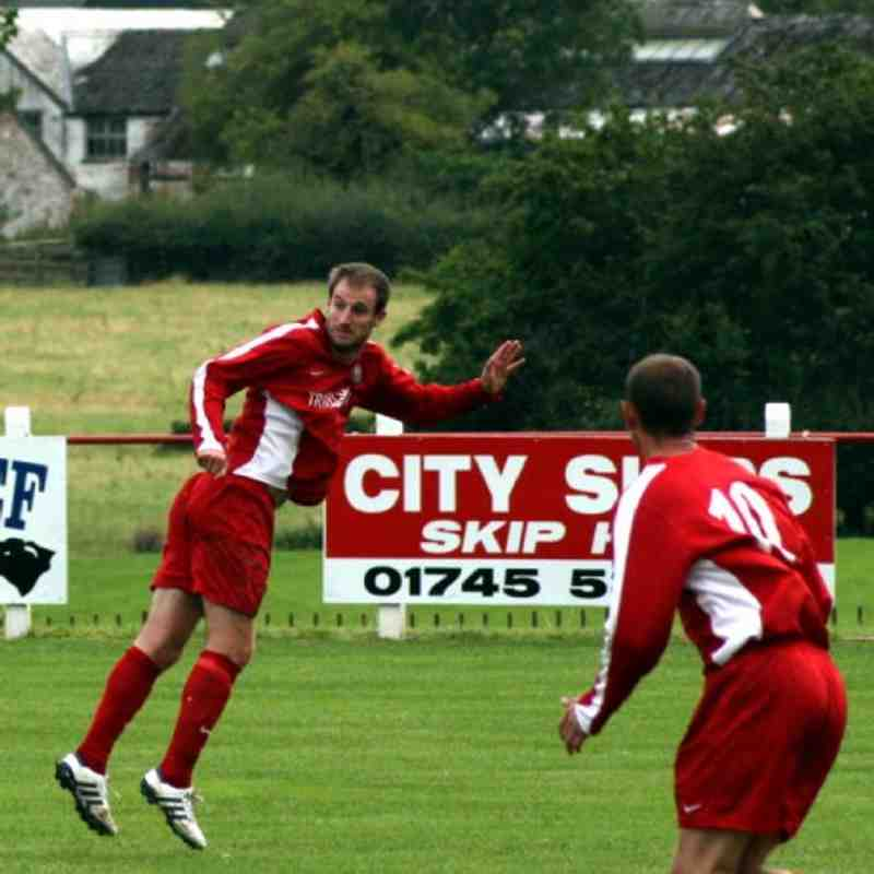 DTFC v Conwy United