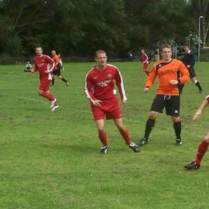Meliden FC v Denbigh Town