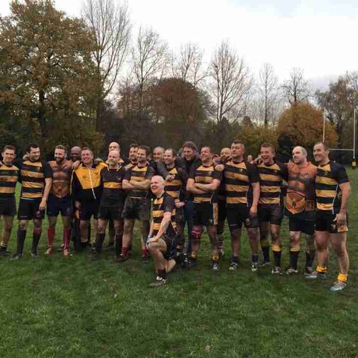 Didsbury Toc H Vets vs Duckinfield/Aldwinians Vets 20/11/2016