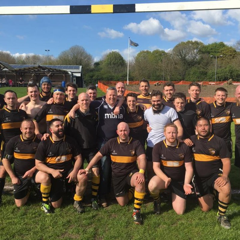 Ex A  XV (3rd Team) lose to Liverpool St Helens 2 31 - 14