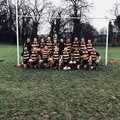 Ex A  XV (3rd Team) lose to Carrington 25 - 20