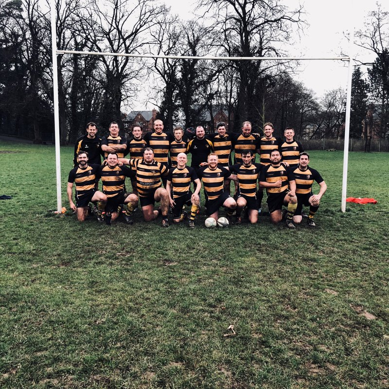 Ex A  XV (3rd Team) lose to Moore 41 - 17