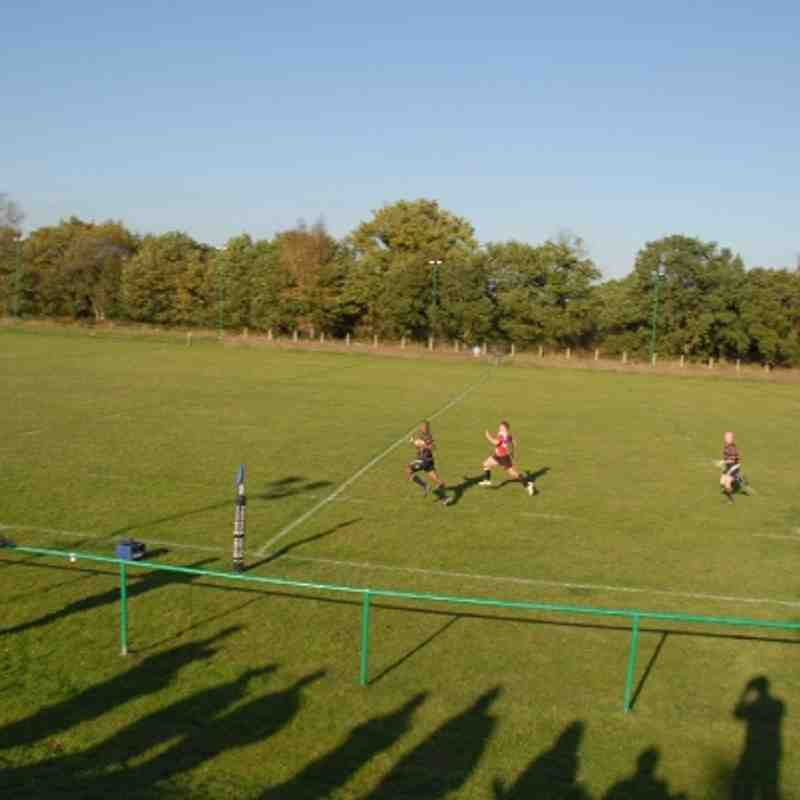 15 Oct 2011 vs Harbury