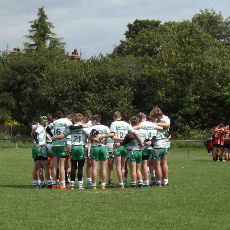 U15's V Keighley Albion - 11.6.17