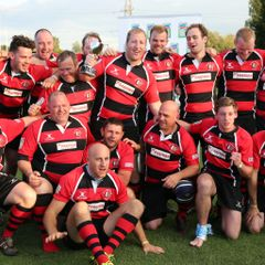 Racal Decca Presents: The Smallest Rugby Club World Cup - 19/09/2015 (Part 2)