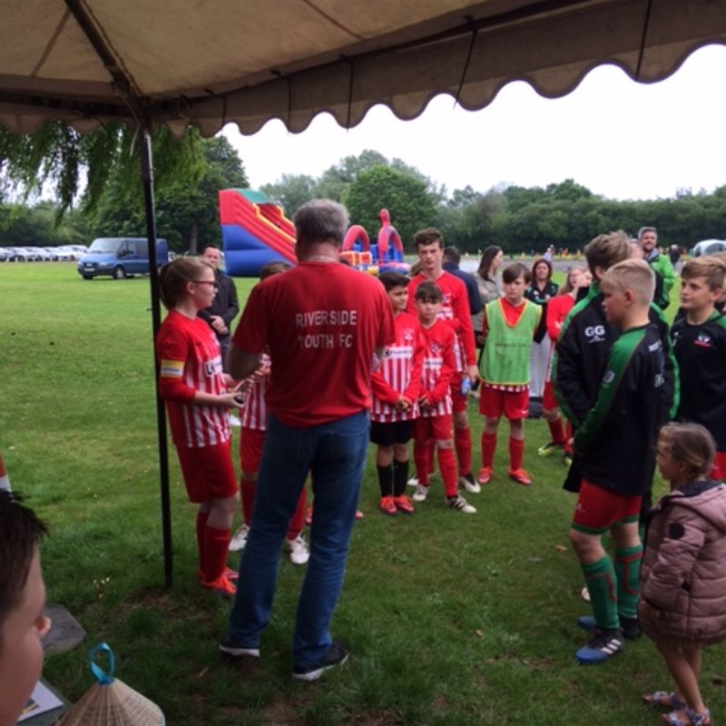 Riverside Youth FC Tournament 2017