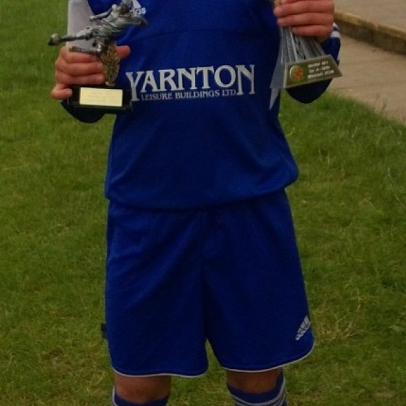 Louie Snell - Player of the Tournament