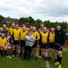 WD Veterans at GHA Over 35s
