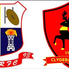 Waysiders/Drumpellier RFC vs Clydebank RFC