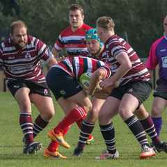 Barnsley 34 - 16 Old Rishworthians