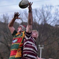 Old Rishworthians vs Selby