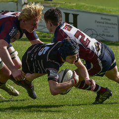 Scarborough vs old Rishworthians Cup Match