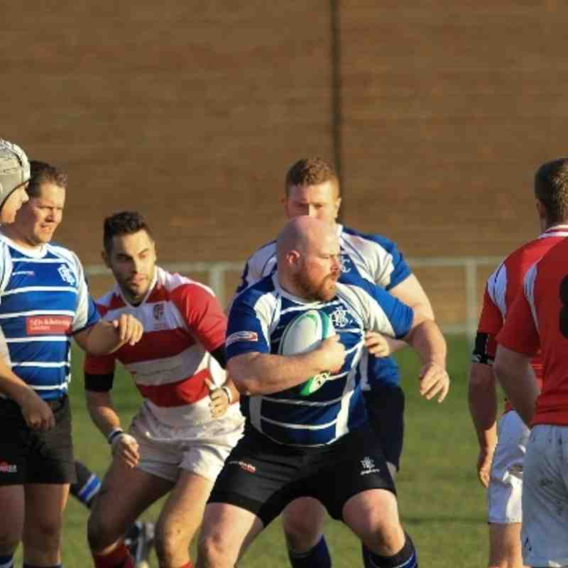Boston RFC v Nottingham Moderns RFC