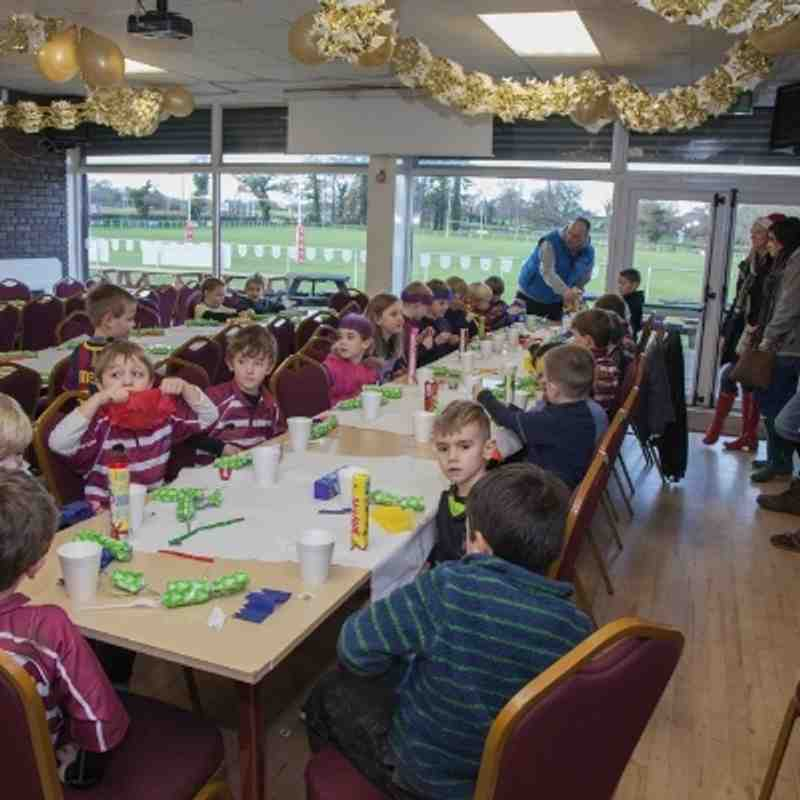 U7s Christmas Party