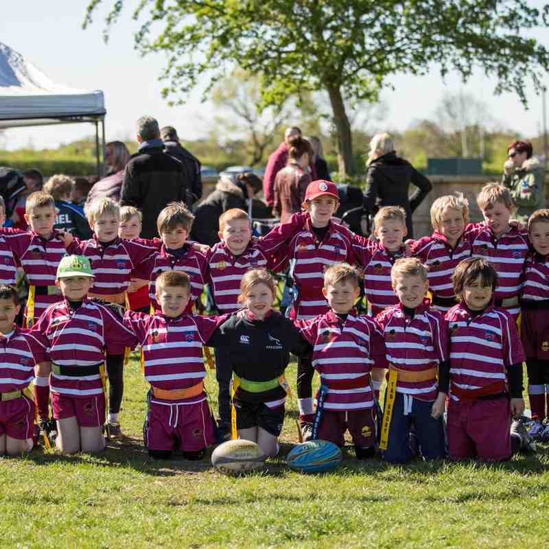 U7s Cheshire Cup 26-4-15