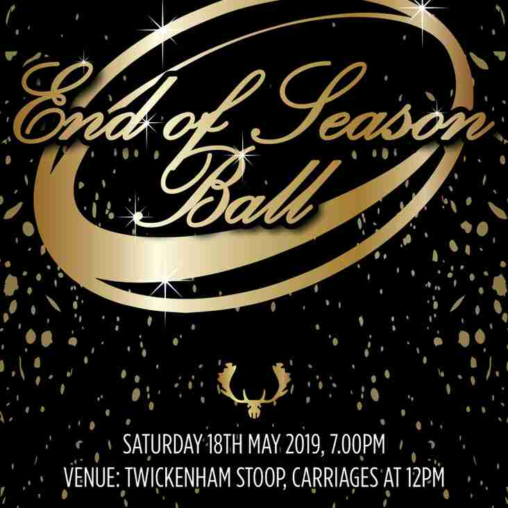 End of Season Ball
