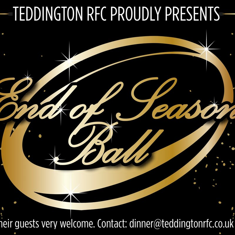 End of Season Ball Party Goers