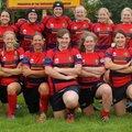 Ladies lose to Dursley Ladies 54 - 0