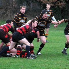 London Cornish v GWR 28/01/2012
