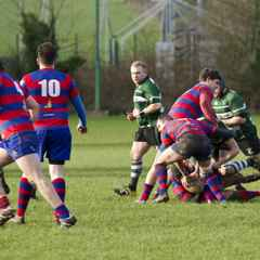 Sarries Do Enough to See Off North