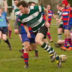 North Bristol 2nd XV v Bristol Saracens 2nd XV