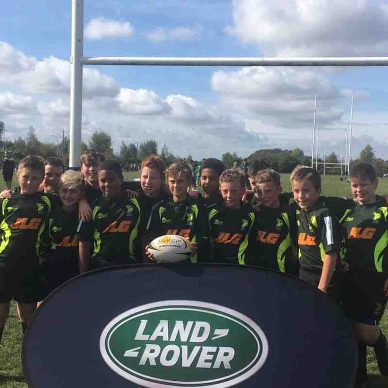 Saints Land Rover Cup