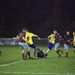 Welwyn Garden City vs Berkhamsted
