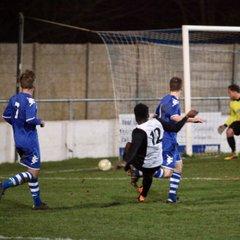 Hertford Town vs Berkhamsted