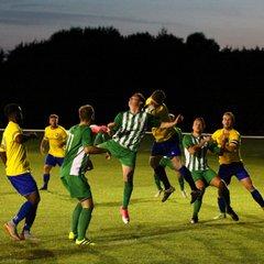 Berkhamsted FC vs Holmer Green