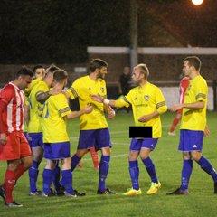 Berkhamsted vs Leighton Town