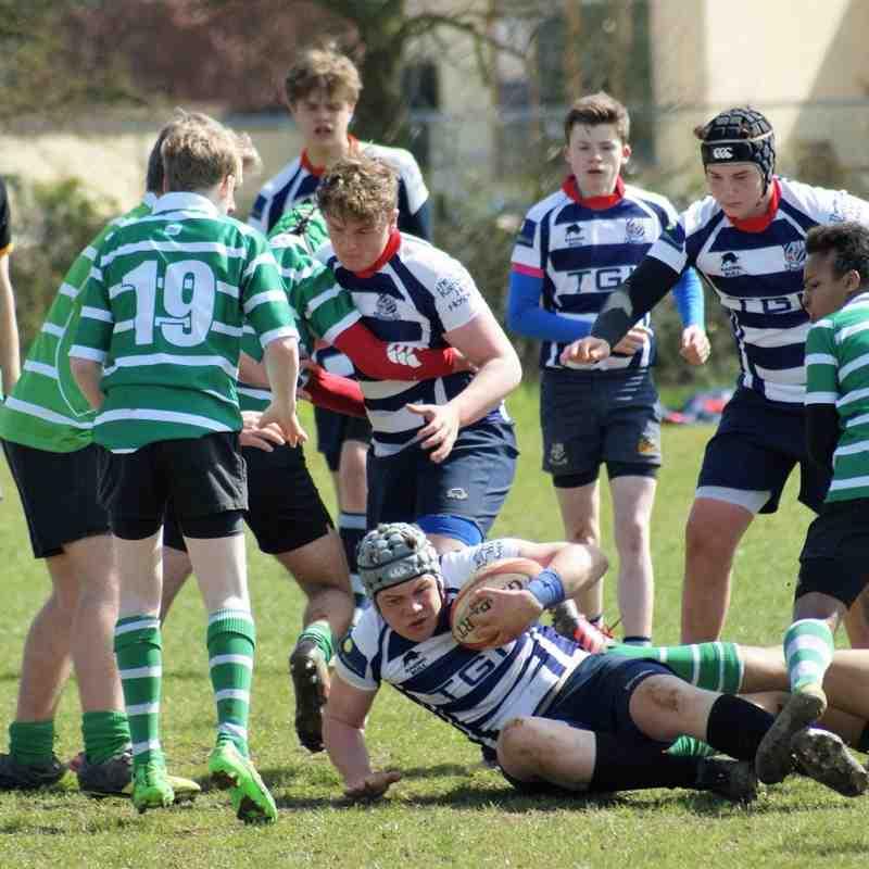 U15's Buckingham vs Banbury 24th April 2016