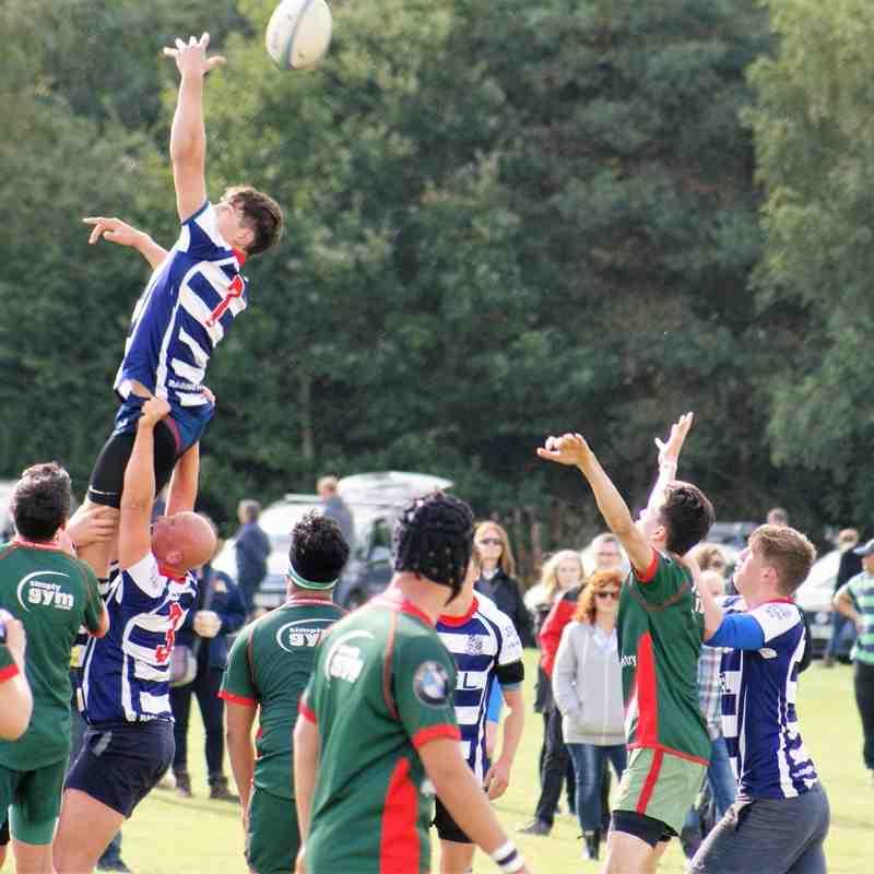 U16's Banbury Vs Broadstreet 25th Sept 2016