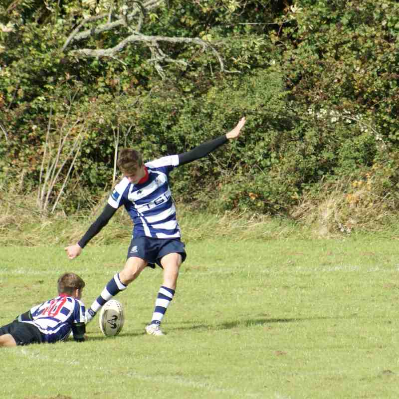 U16's Witney Vs Banbury 16th October 2016