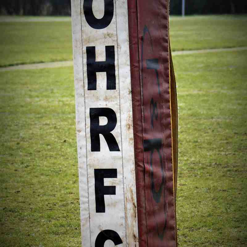 U16's Oxford Harlequins Vs Banbury 19th February 2017