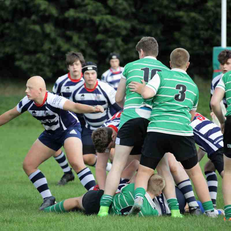 Academy Colts - Banbury Vs Buckingham - 23th Sept 2017