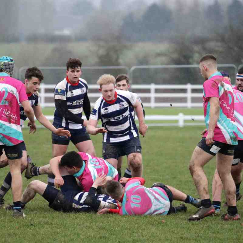 Academy Colts - Leicester Forrest Vs Banbury - 13th Jan 2018
