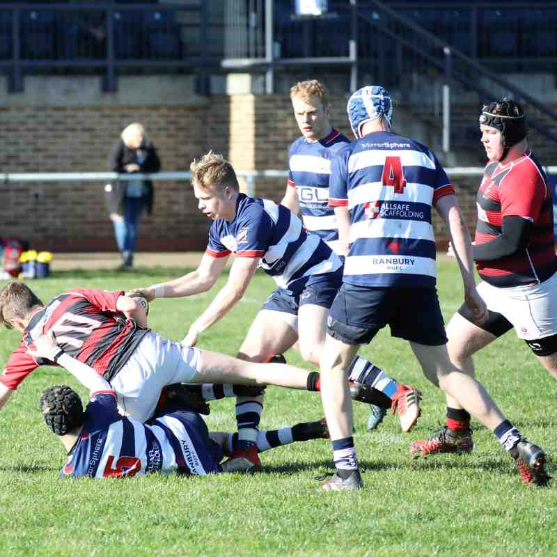 Academy Colts - Banbury Vs Bromsgrove - 21st Oct 2018