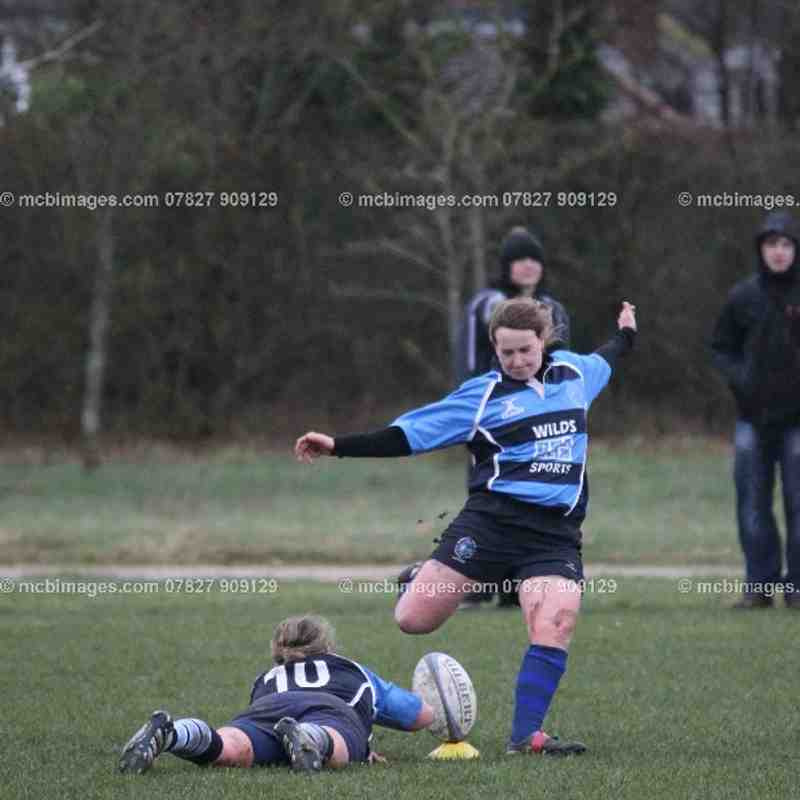 Newbury Ladies v Teddington Ladies 2 March 2014