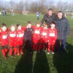 Jamie Carragher Watches U7 Cup game at NAC