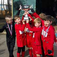 U7 Bootle Cup Winners 2015/16 (Mick McNally Cup)