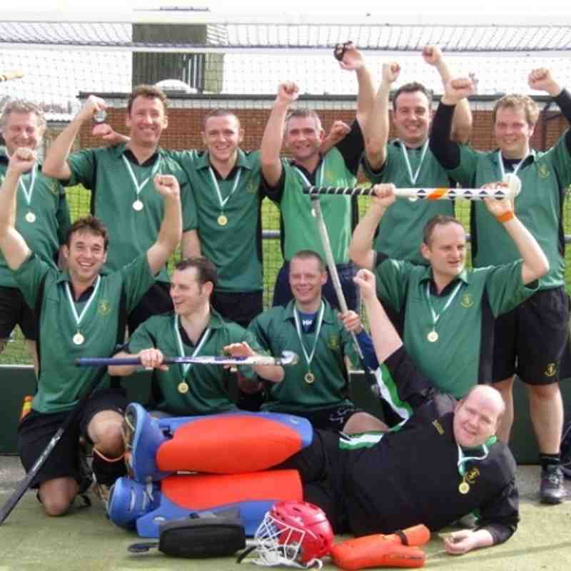 Mens 5th XI from March 2008 League Win