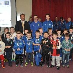 Culmore FC Prize Giving 2013