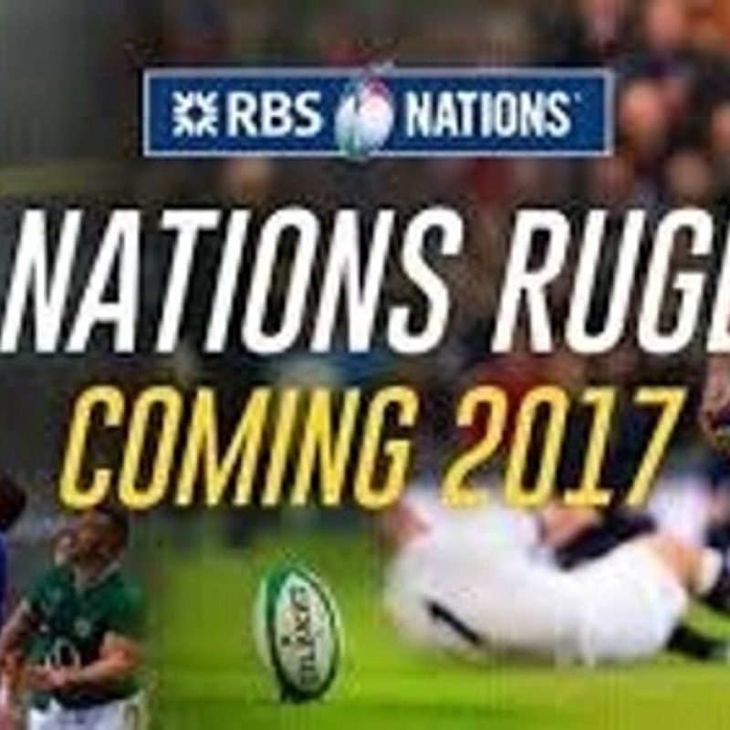 It's time to apply for your 2017 6 Nations Tickets