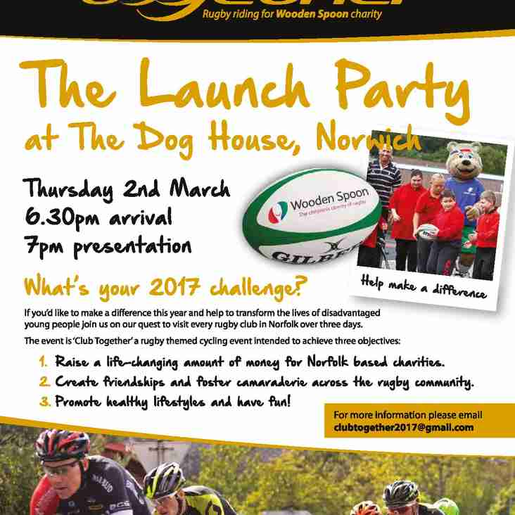Club Together Launch