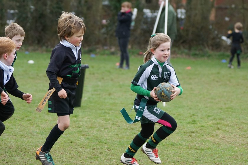 March 19th saw a Ruby Anniversary with a difference as North Walsham Rugby Club celebrated its fortieth Minis Festival.