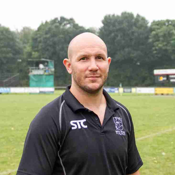 James Brooks reflects on his first season at North Walsham - as told to Paul Morse