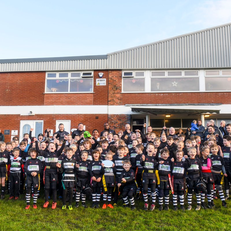 Join Wigan RUFC Mini and Junior Section
