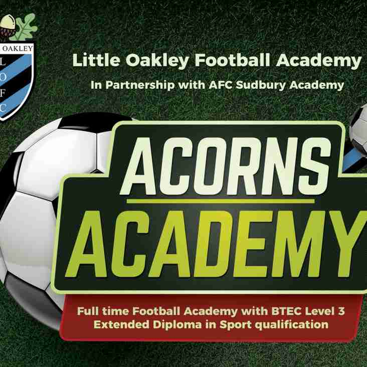 Few Spaces Left On LOFC Academy!