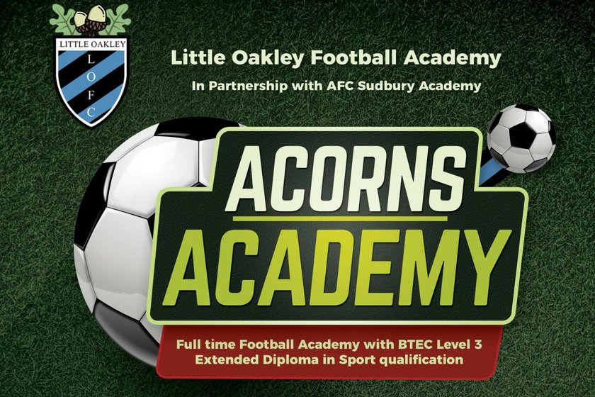 Twelve Now Offered Places At Little Oakley Academy for 2019/20 Season!